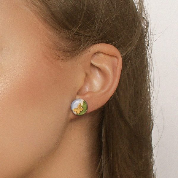 MEADOW STUD EARRINGS